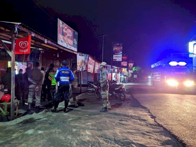 Operasi Yustisi Gabungan, Tim Gabungan Kembali Sasar Sejumlah Tempat Publik Di Ende