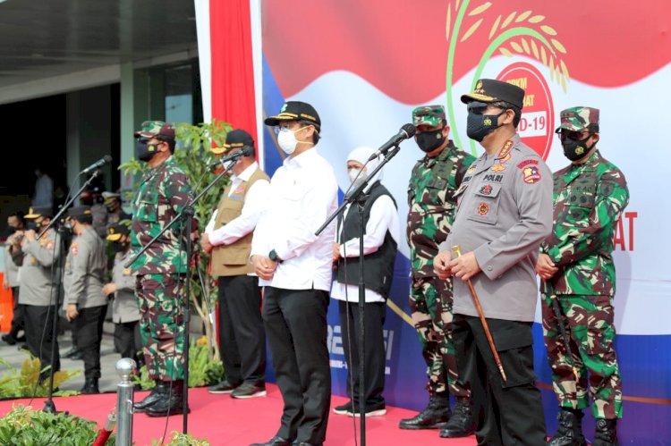 Tindaklanjuti Instruksi Presiden, Kapolri: Jangan Ada Informasi Bansos Bermasalah di Wilayah